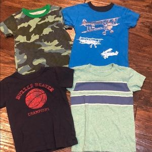 Toddler boys T-shirt bundle